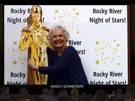 Nancy Schneider 2014 Volunteer of the Year