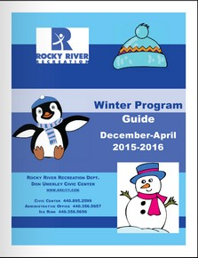 View the 2015 Winter Recreation Program Guide