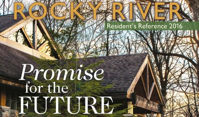 Rocky River Resident's Reference 2016