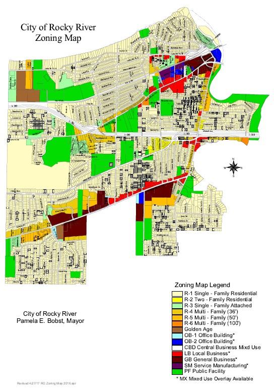 Rocky River Ohio Building Permits