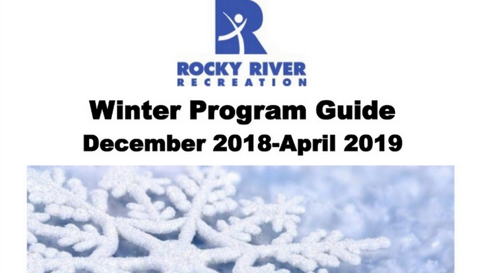 Recreation Department Winter Program Guide