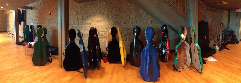 Cello gallery