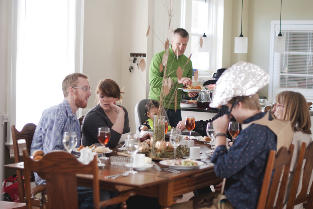 a norman rockwell thanksgiving erika aileen