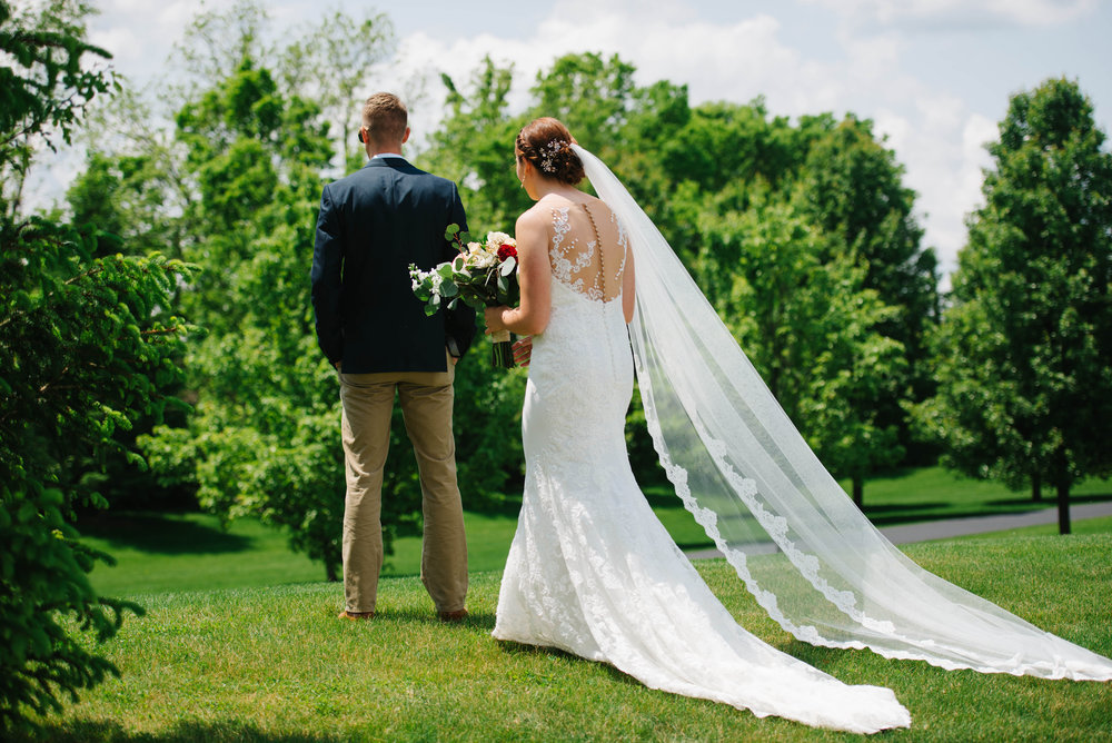 Erika Aileen Photography || Lafayette, IN USA || Wedding