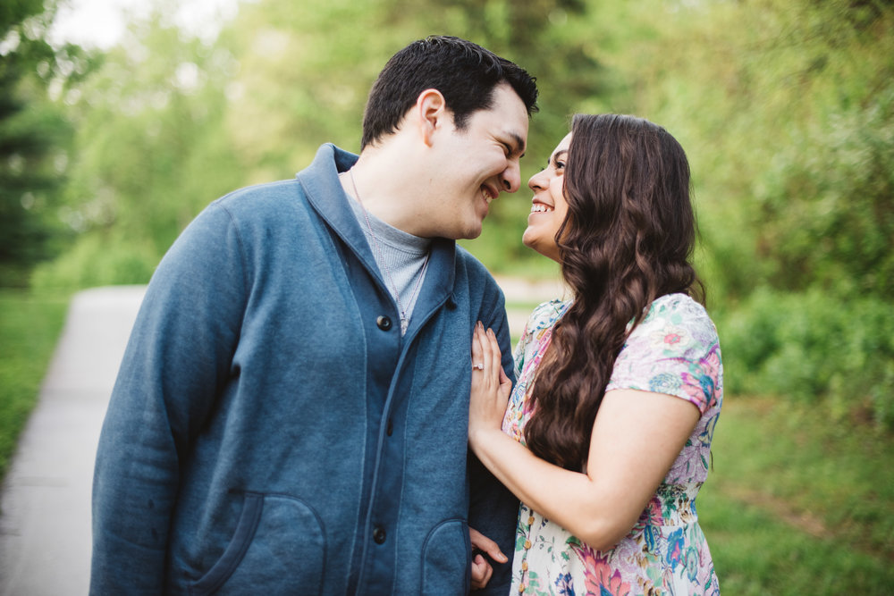 Lafayette Indiana Happy Hollow Park Engagement, Erika Aileen Photography, Erika Aileen, Sunrise Engagement Session