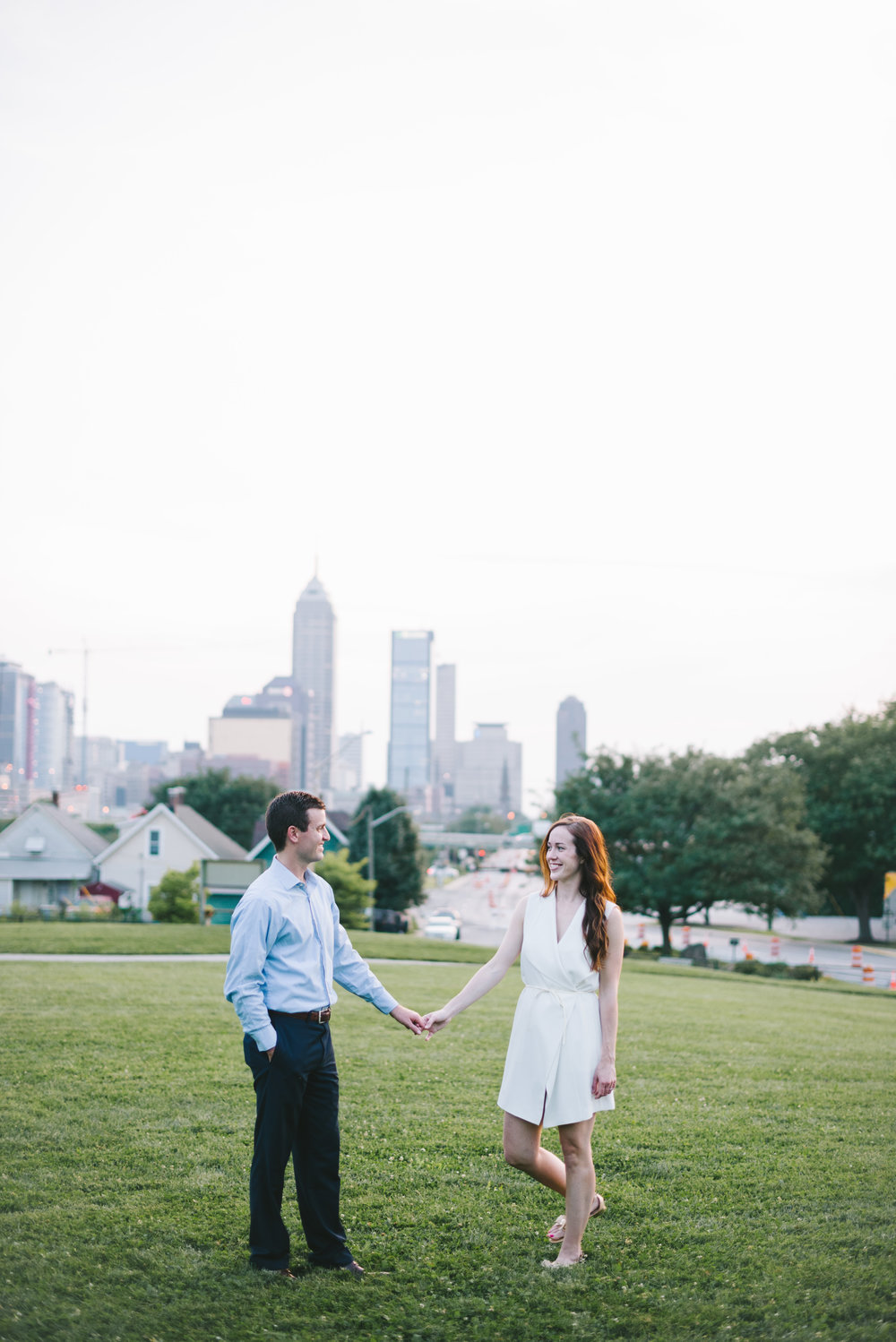 Lockerbie Square Engagement Session Indianapolis Wedding Photographer Erika AileenLockerbie Square Engagement Session Indianapolis Wedding Photographer Erika Aileen