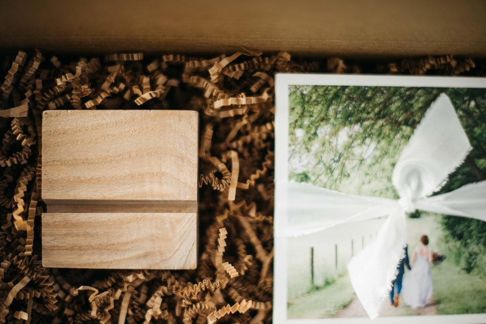 Erika Aileen Lafayette Indiana Wedding Photography Client Gifts