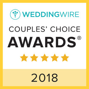 Wedding Wire Couples Choice Award Erika Aileen Photography
