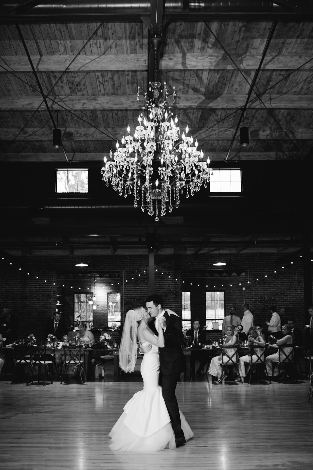 erika aileen south bend indiana wedding photographer the armory