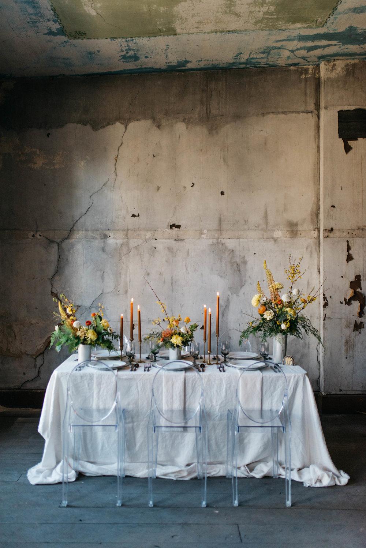 erika aileen lafayette indiana wedding photographer modern boho reception