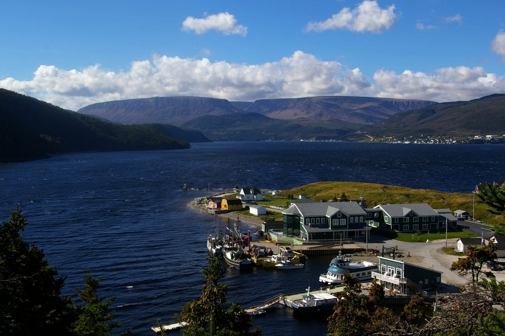 Norris Point -