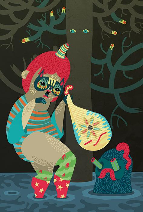 illustrativo :      illustrality :      antoxic :      Irena Zablotska
