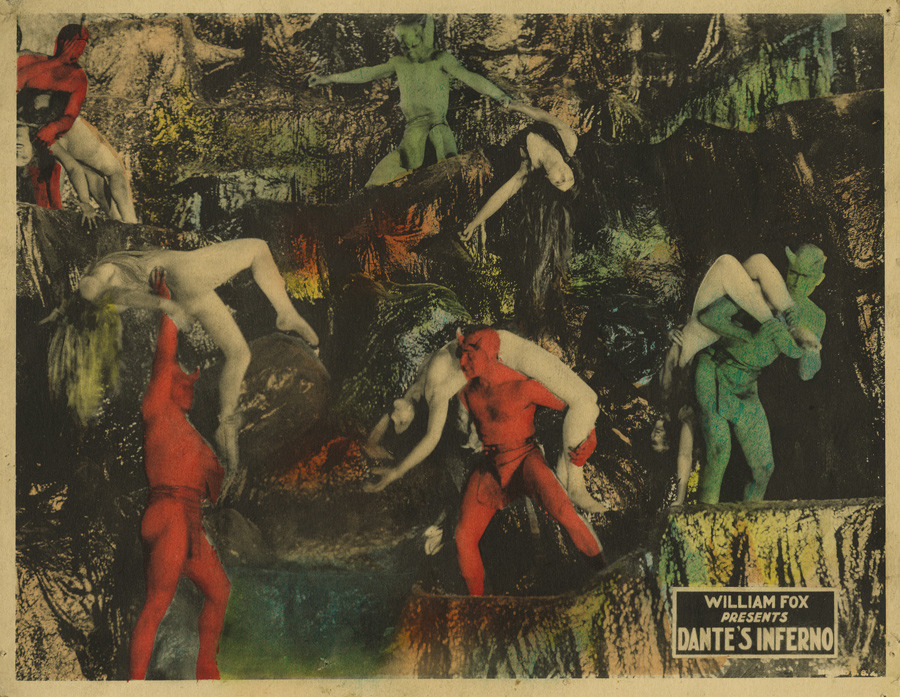 William Fox. Dante's Inferno. 1924.