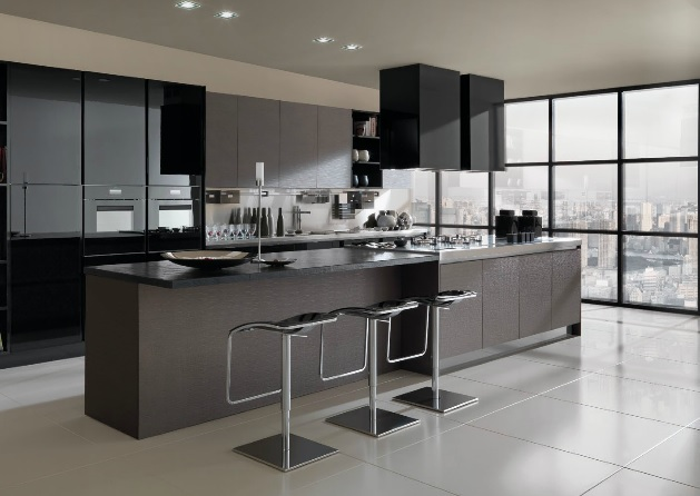 Great Ways For Lighting A Kitchen: Light The Way: Contemporary Kitchen Lighting Tips