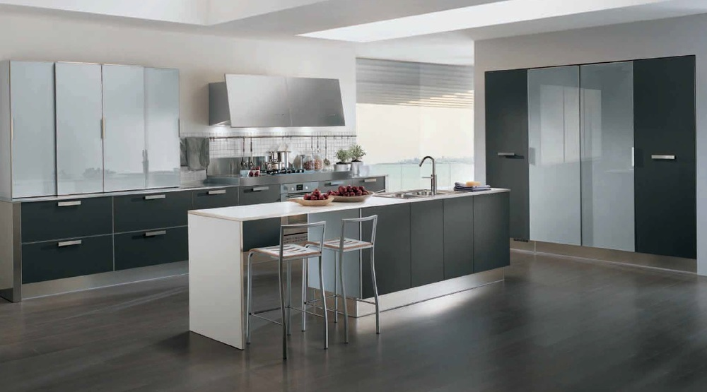 Modern Kitchen Island Designs Berloni America