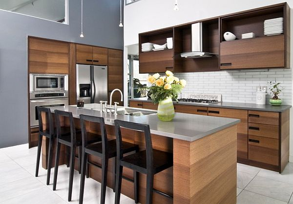 Charmant Eco Friendly Designs Can Be Beautiful And Can Give You The Unique And  Personalized Kitchen ...