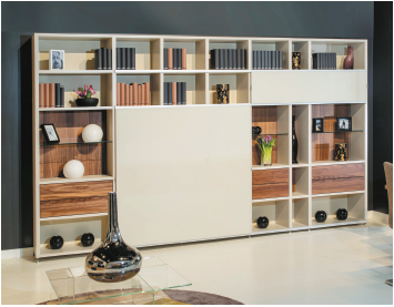 A Hulsta wall unit