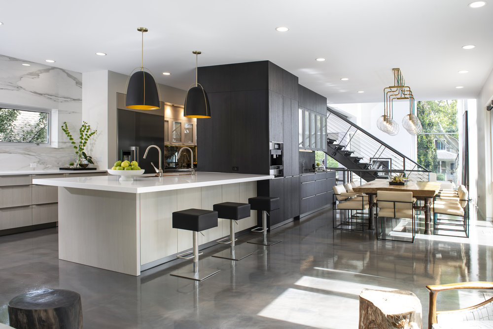 1st Place: Interiors/Kitchen more than 500 square feet