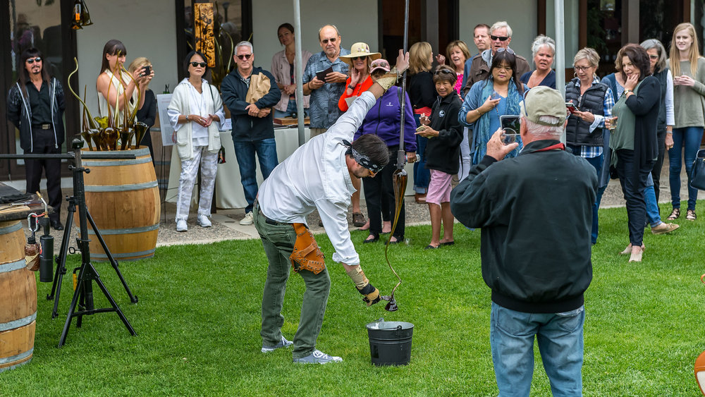 20180520 Gainey open house_glass blower-9046.jpg