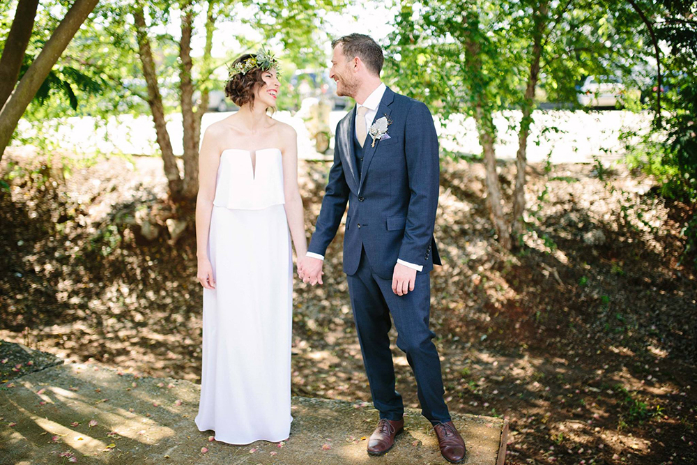 Page Perrault - Athens, GA Wedding Photography