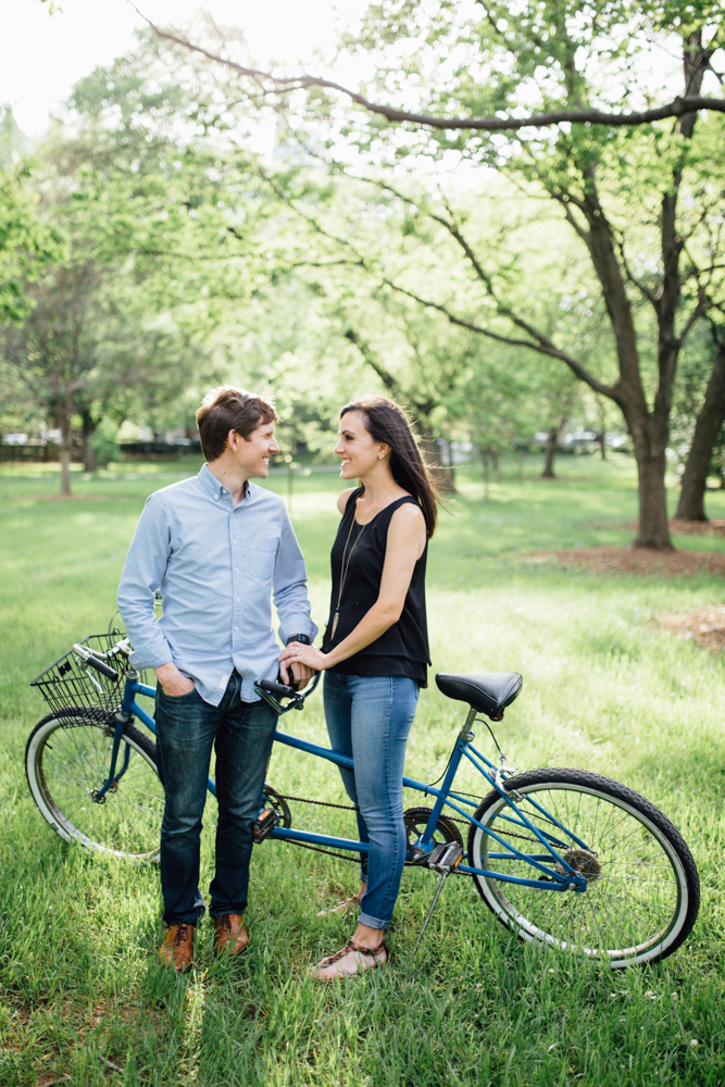 Page Perrault Athens, GA Engagement Photographer
