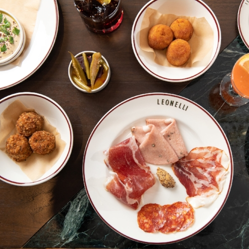 Leonelli Taberna - bar with dishes, credit Evan Sung.jpg