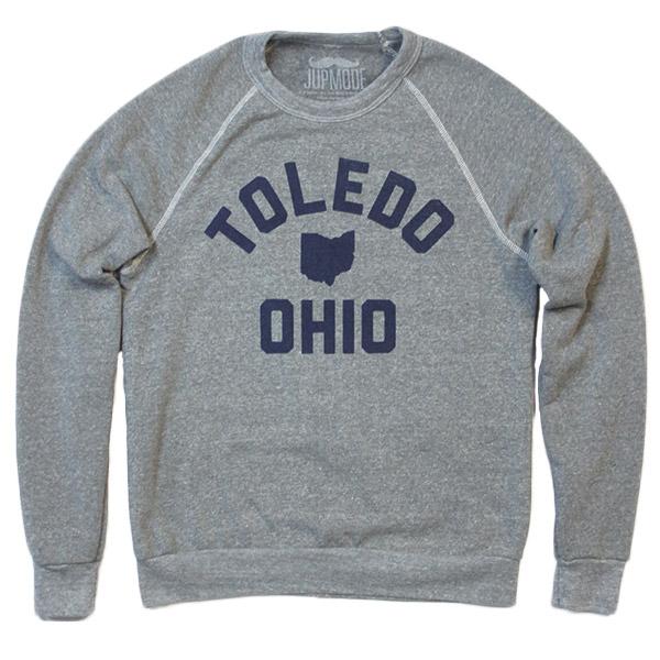 Toledo Ohio Crew Sweatshirt