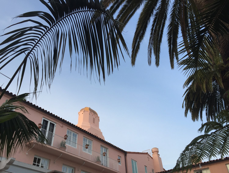 La Valencia Hotel