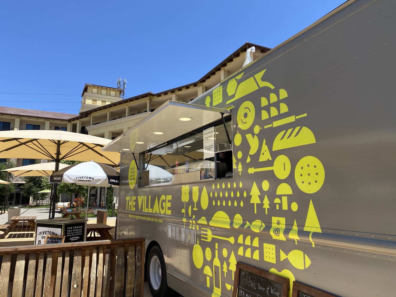 The Village Food Truck