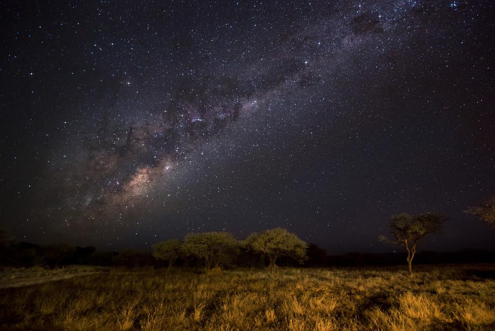 """""""Namibia Milky Way"""""""