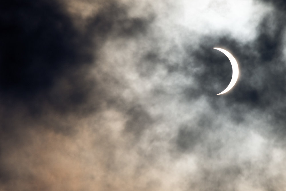 Solar Eclipse 2017 | Brevard, NC