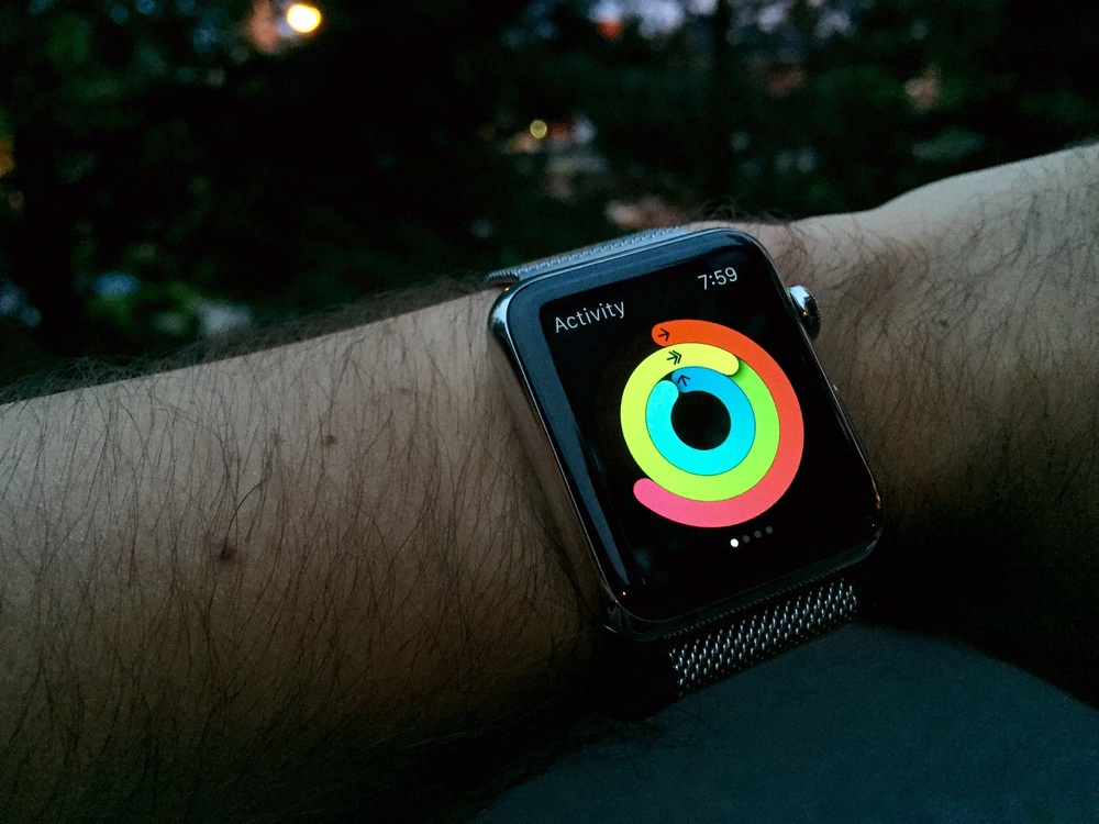 Apple Watch Health and Activity