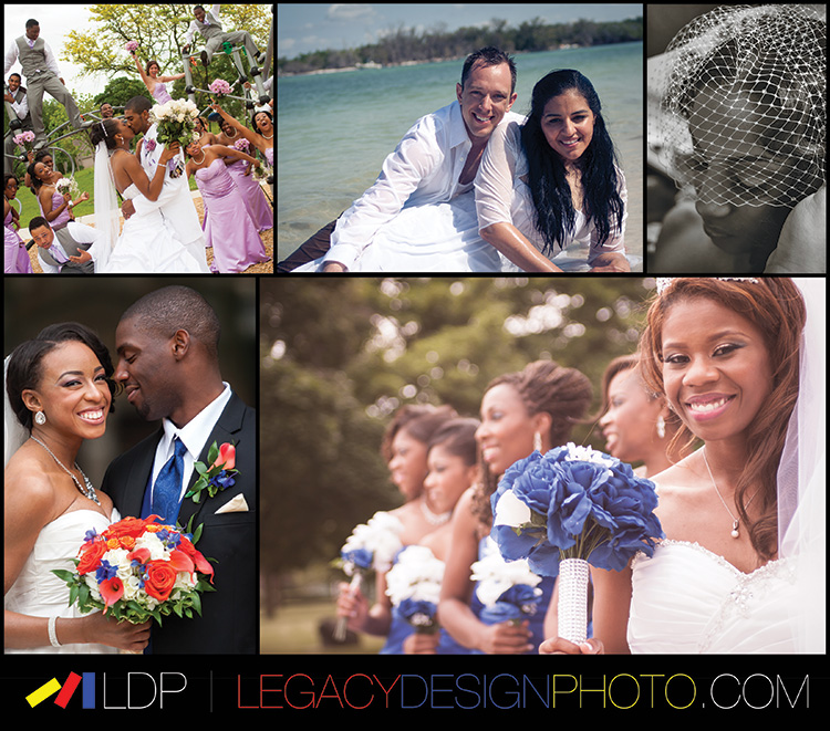A few moments from the 2013 wedding season