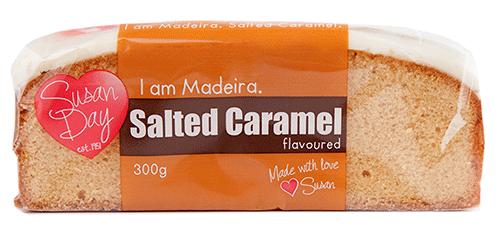 Salted Caramel Mini Roll