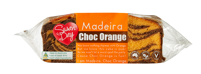 Madeira Choc Orange