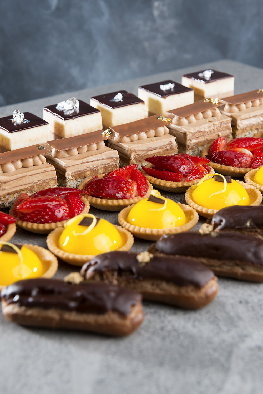 9. Selection of Petit Fours