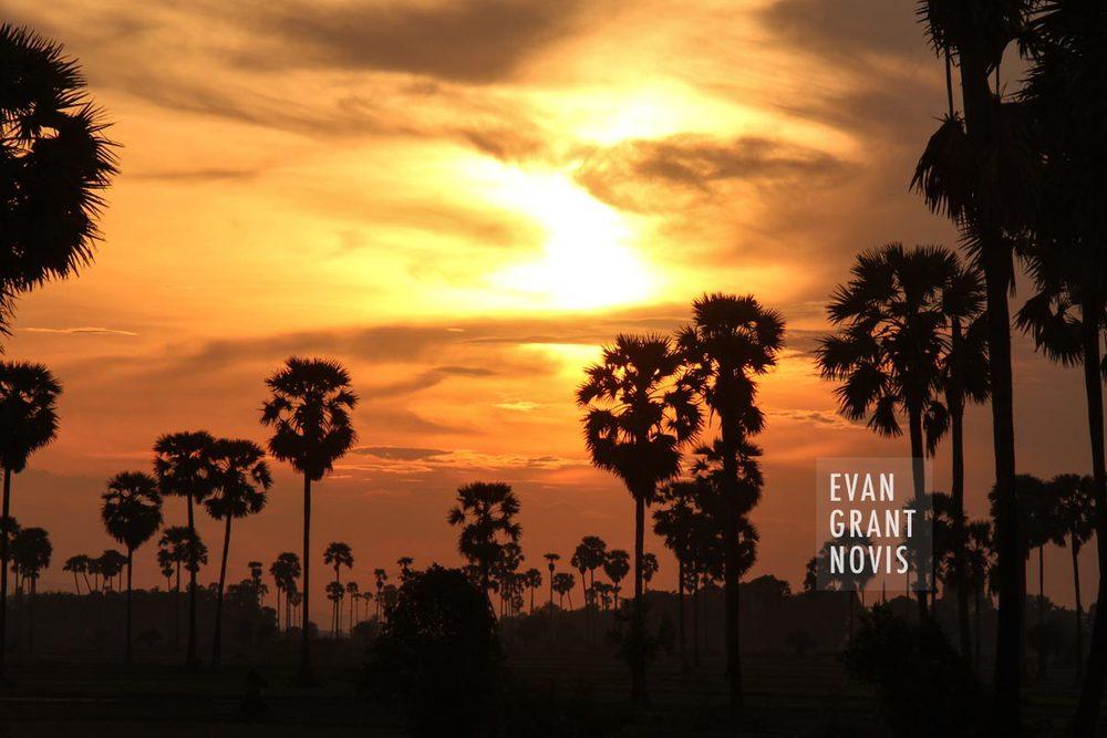 West Baray, Cambodia