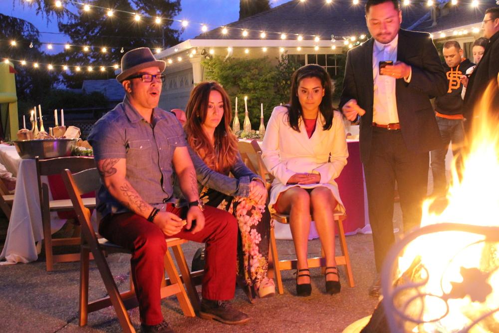 Photo cred Elias Rios: Andrew, Karina, Daisy & Beto.