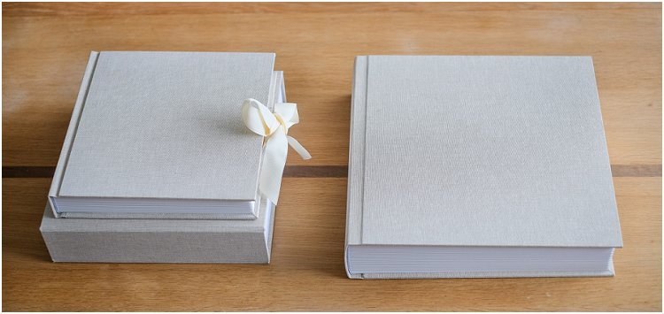 Jorgensen Wedding Albums