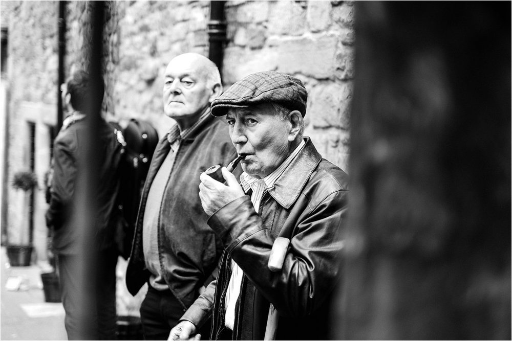 Street photography Edinburgh