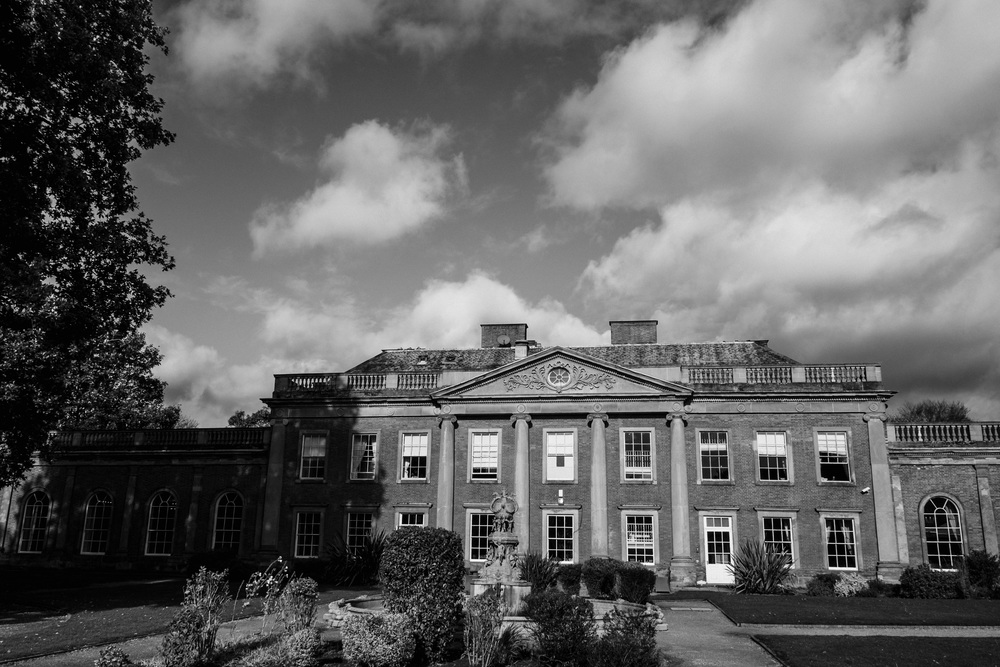 Colwick Hall wedding photos