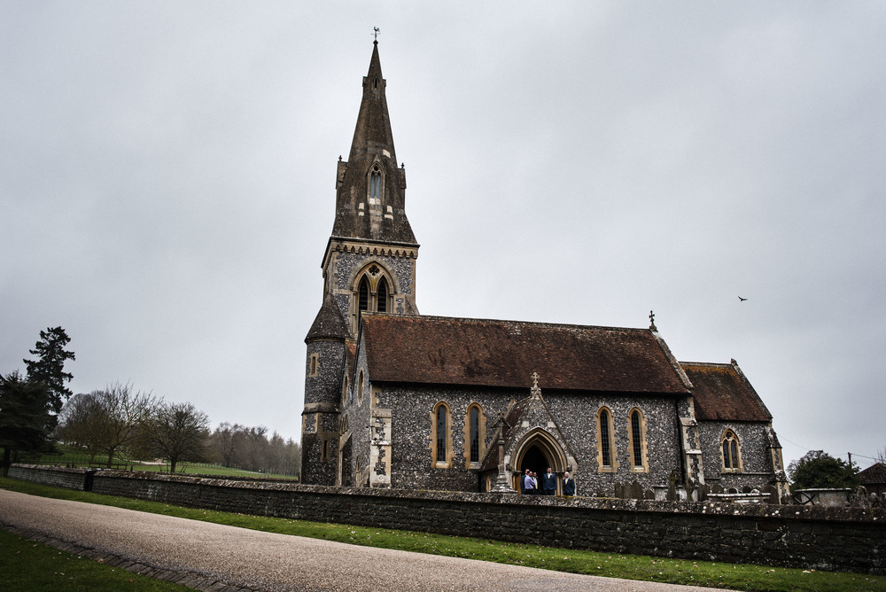 st marks church in Englefield
