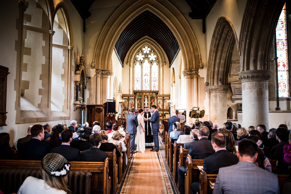 married at st marks, Englefield