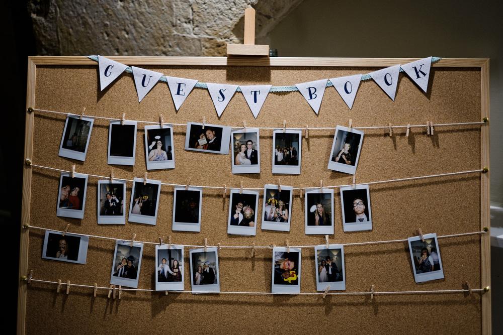 Wedding Details Image Board Amp Fuji Instax Camera