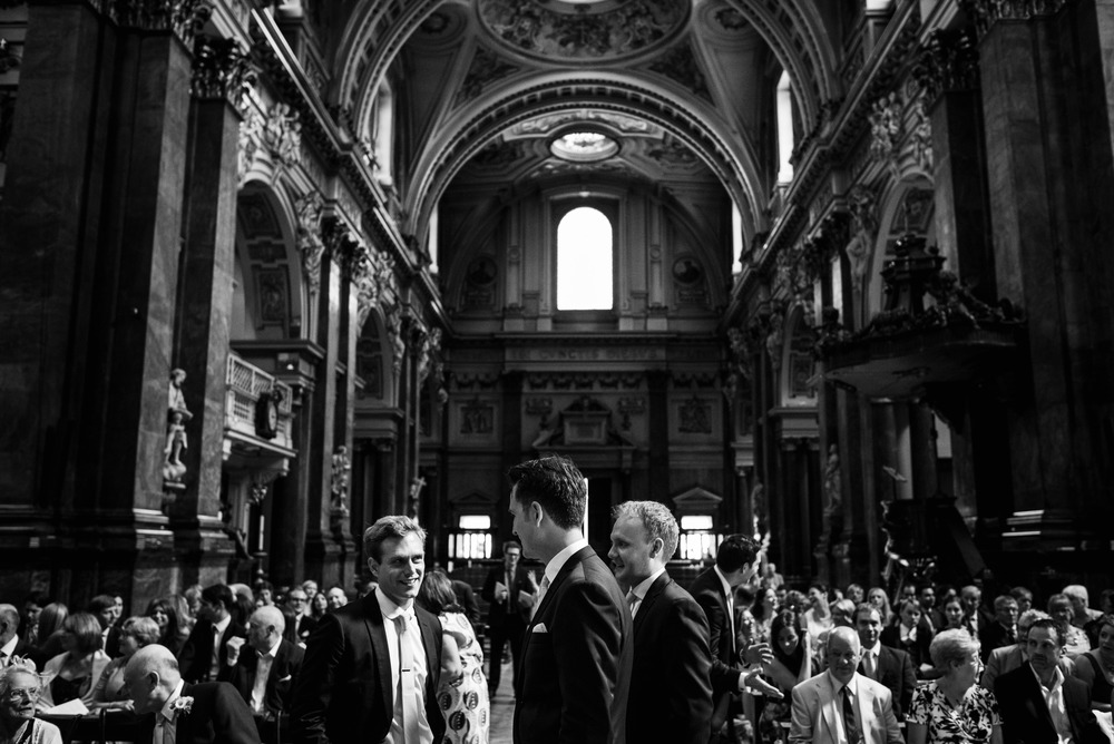 Brompton Oratory wedding photography - Robert & Mary-73.jpg