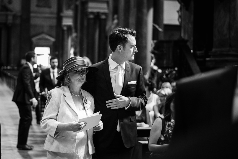 Brompton Oratory wedding photography - Robert & Mary-78.jpg