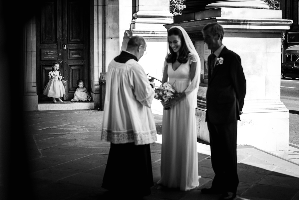 Brompton Oratory wedding photography - Robert & Mary-92.jpg