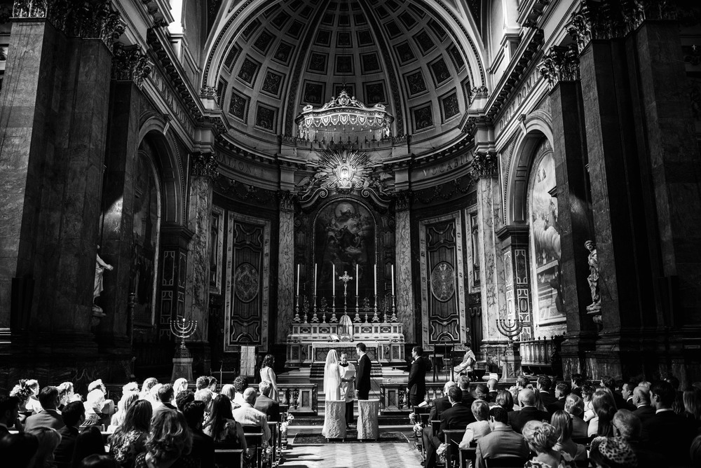 Brompton Oratory wedding photography - Robert & Mary-111.jpg