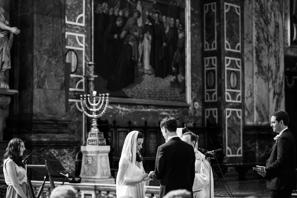 Brompton Oratory wedding photography - Robert & Mary-113.jpg