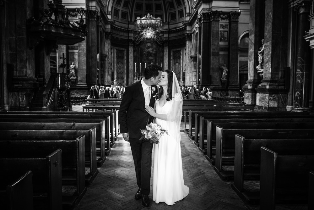 Brompton Oratory wedding photography - Robert & Mary-147.jpg